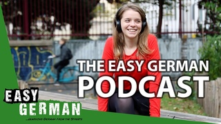 We created a podcast for German learners!