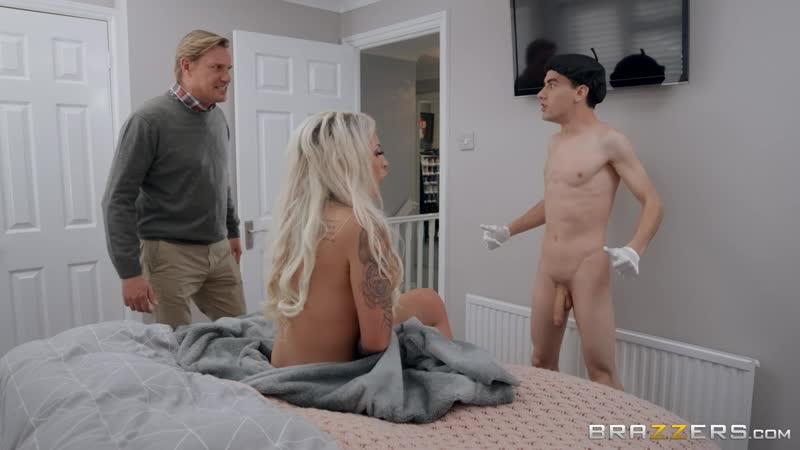 Pantomime Pounding Brooklyn Blue Brazzers September 13, 2019