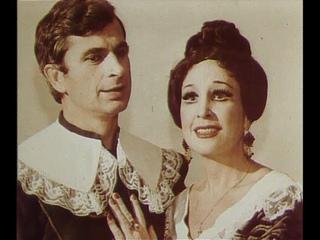 Act 1 Lucia di Lammermoor Kyiv LIVE 1974