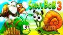 Несносный УЛИТКА БОБ 3. Приключения мульт героя. Человек паук - Snail Bob 3 серия на СПТВ