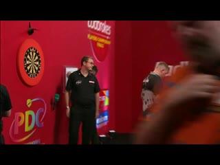 Raymond van Barneveld vs Chris Dobey (PDC Players Championship Finals 2019/ Quarter Final)