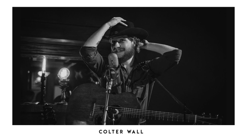 Colter Wall Engine 143 - Luck Mansion Sessions 2017