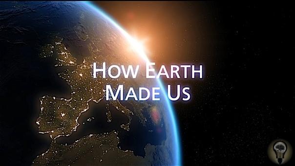 Как нас создала Земля