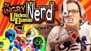 Mighty Morphin Power Rangers - Angry Video Game Nerd (AVGN)
