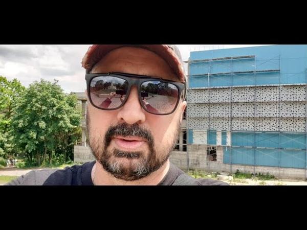 Павел Мартиросов Кисловодск Пятницкий холм Строительство нового ТРЦ на месте недостроенного ДК
