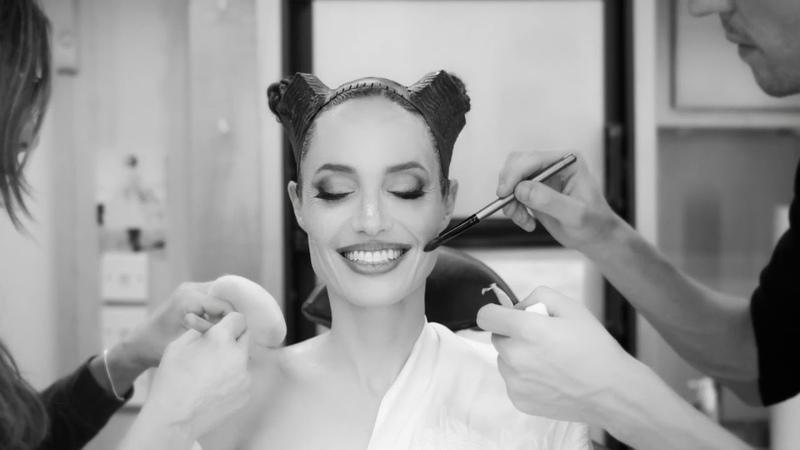 Maleficent - Signora del Male | Il makeup di Angelina Jolie