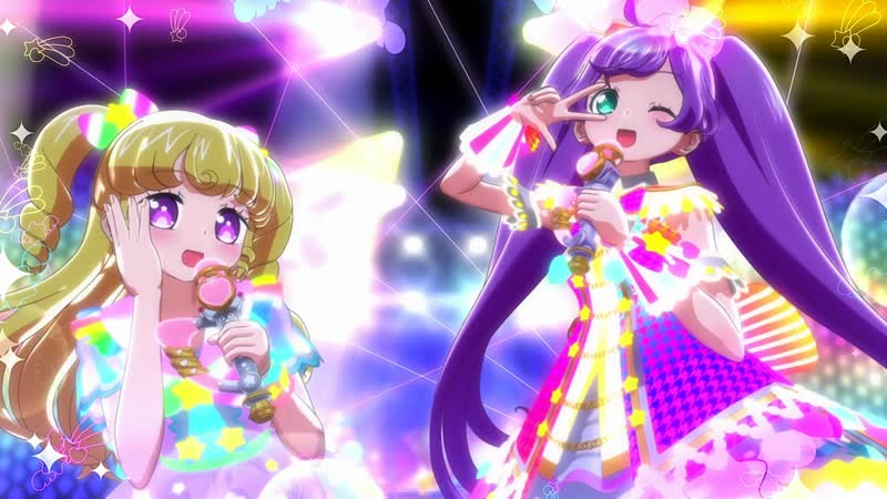 Yui Yumekawa Laala Manaka — «Brand New Happiness!» (Idol Time Pripara 09)