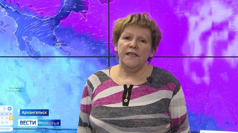 Подробно о погоде на следующую неделю рассказала Вера Красильникова