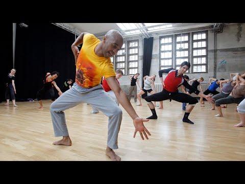 Alvin Ailey American Dance Theater Livestream Masterclass