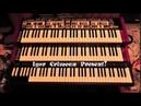 Viscount CM 100 Nord C2D Numa Organ 2 Roland VR 09 Improvisation 1213 3 Short