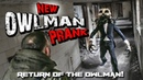 INSANE PRANK! OWLMAN RETURNS to terrify visitors at abandoned hospital!