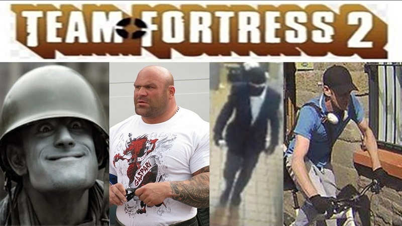 Team Fortress 2 in Real very Real Real Life