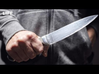 Мужчина напал с ножом на сотрудника ГИБДД в Мытищах