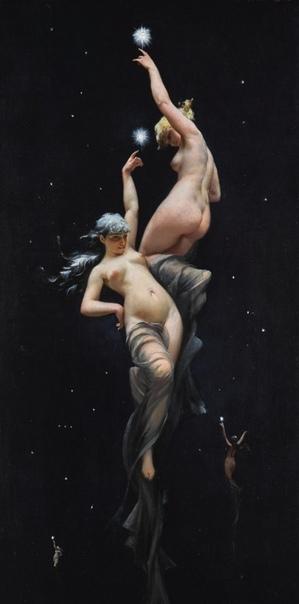 Звезды и ведьмы. Женщины Луиса Рикардо Фалеро Луис Рикардо Фалеро (1851-1896), герцог Лабрансано испанский художник. Известен своими работам с обнаженной женской натурой, выполненными в