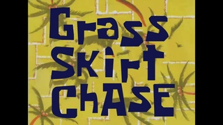 10 Hours, 14 Minutes and 13 Seconds of Grass Skirt Chase