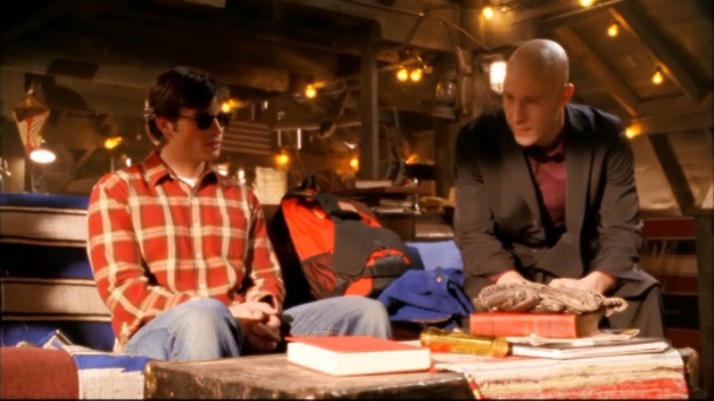 Clark Kent and Lex Luthor's Friendship Moments Smallville S2 3 E10