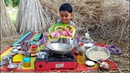 Best Ever Food Cooking Eating By Sneyha Goat Lungs Curry Cooking For Picnic
