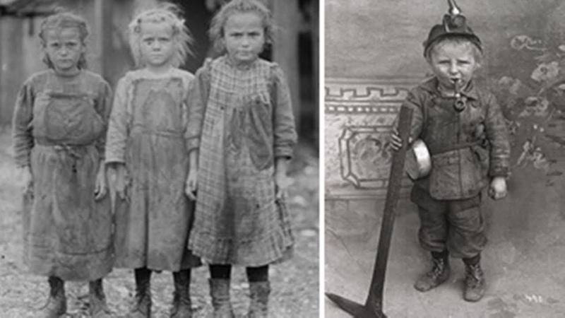 Недетский труд Что умели делать крестьянские дети в старину