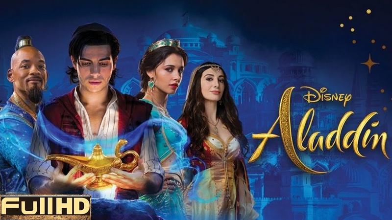 Аладдин Aladdin фильм 2019 🎬 ТОП5 Новые Трейлеры
