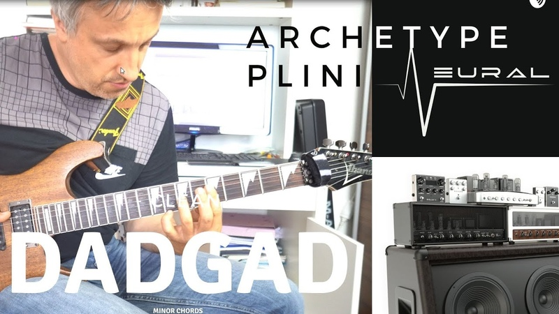 Archetypeplini dadgadontheelectric More DADGAD Minor Chords Archetype Plini Clean Tone
