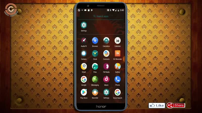 Shreya Computers Stable Oreo 8.1 For Huawei Honor 7X Resurrection Remix v6.0 Official Update and Review