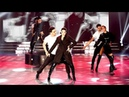 Florencia Torrente e Ignacio Saraceni abrieron la pista con un Homenaje a Cher