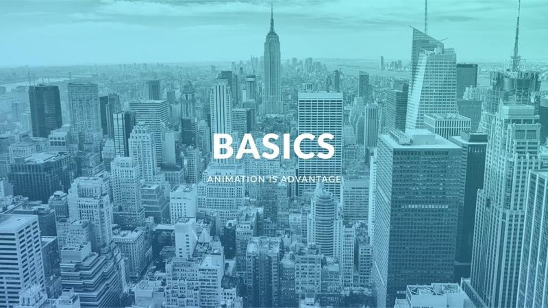BASICS Free Keynote PowerPoint Presentation Template