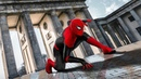 Человек-паук: Вдали от дома (2019) - Том Холланд в новом фильме киновселенной MARVEL про Мстителей