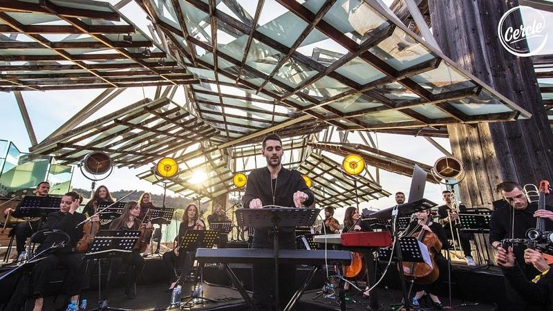 Worakls Orchestra live @ Château La Coste for Cercle