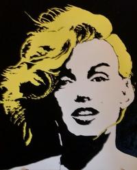andy warhol art - 736×914