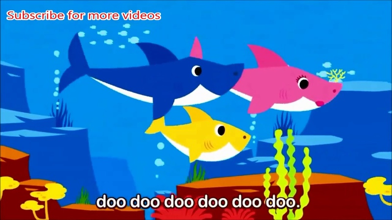 Baby shark different versions and games, Pinkfong sing and dance animal songs - Thao linh kids