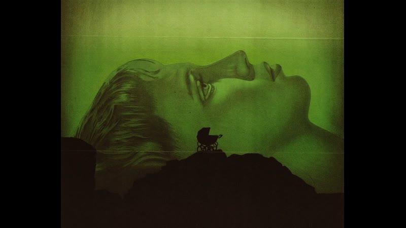 Ребенок Розмари 1968 Ужасы