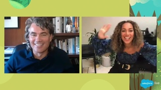 Transitioning to a Sustainable Economy, Leona Lewis Performs | Leading Through Change | Salesforce