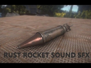 Posted C4 sounds yesterday, today we got rocket sound! What is easiest to scare people with?