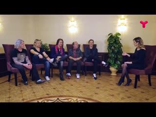 АЛЛЕЯ СЛАВЫ. Secret Service - шведы пробуют тюменскую селёдку и переводят фильм Рязанова