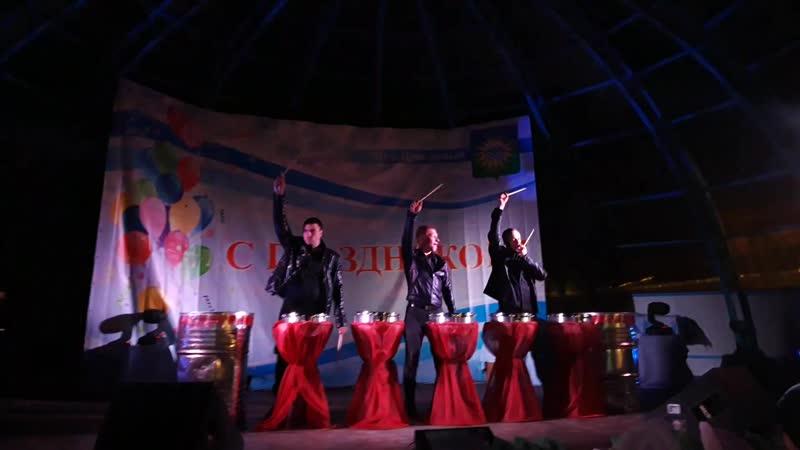 Шоу барабанщиков Ударная волна 6 сентября 2019
