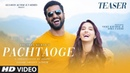 Teaser Pachtaoge Vicky Kaushal Nora Fatehi Arijit Singh Jaani B Praak Song Out ►23 August