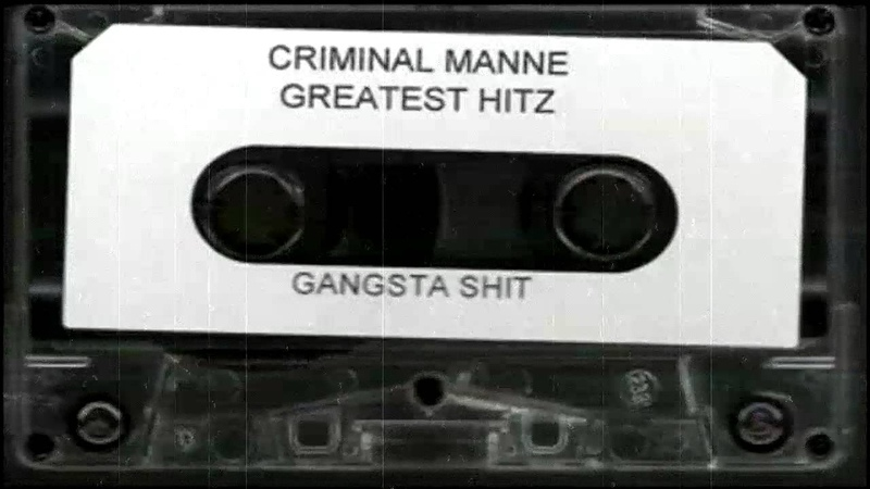 Criminal Manne Gotta Get Some Cap Michael Street