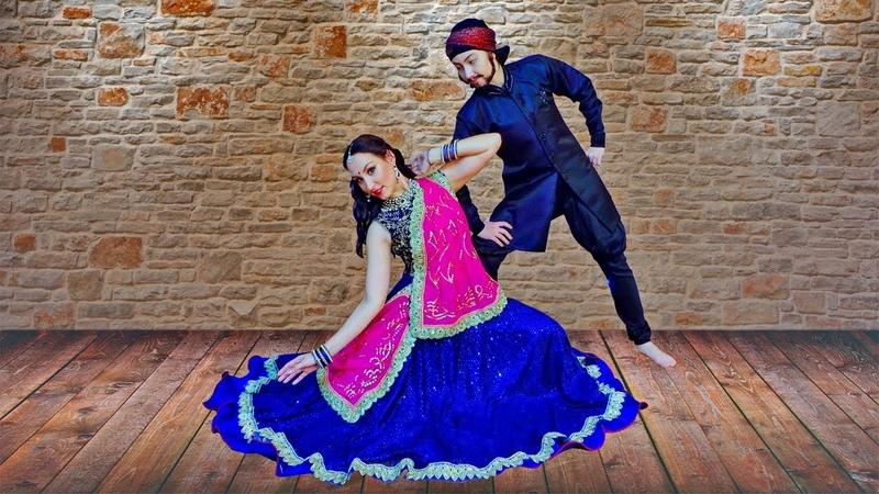 Morni Banke, Indian Dance Group Mayuri, Russia