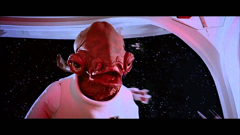 Admiral Ackbar - Its A Trap!