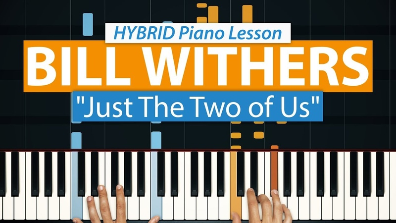 How To Play Just The Two of Us by Bill Withers HDpiano Part 1 Piano Tutorial