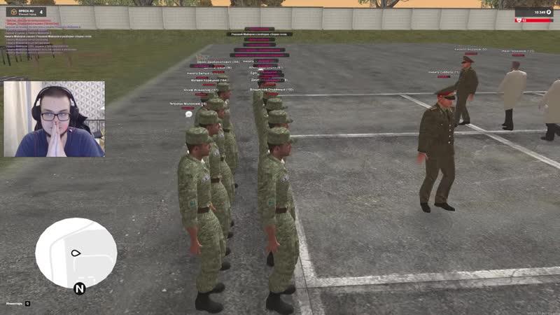 [Bulkin] РЖАЧ В АРМЕЙКЕ! :D (RPBox)