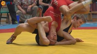 Ringen DRB U23 Kaderturnier 2015 (Freistil) - 60kg Pool A, R2