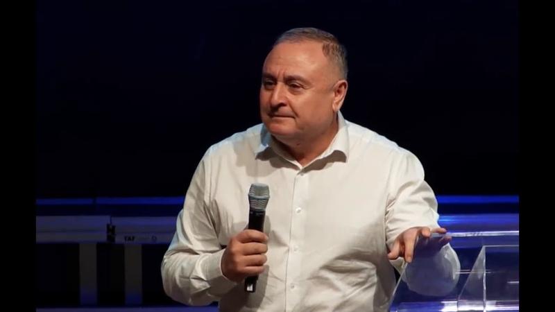 3 Июня 2018 - Воскресное Служение - Ники Круз - Артур Симонян