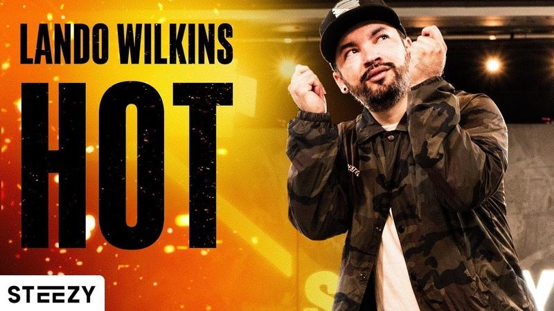 Hot Young Thug Ft Gunna Lando Wilkins Choreography
