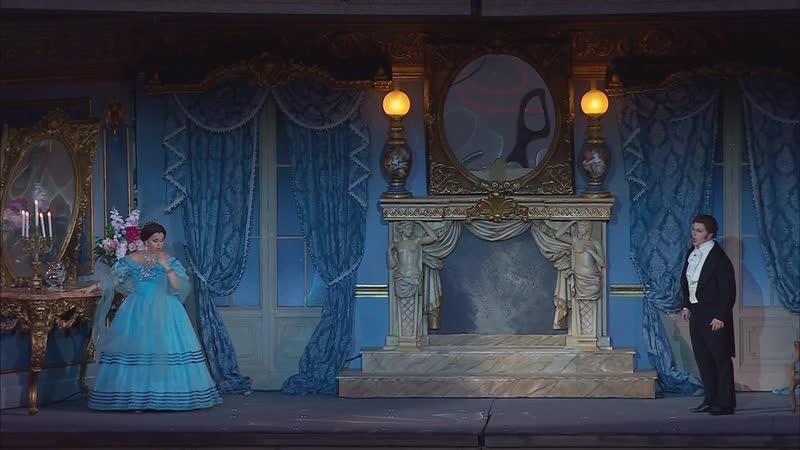 Arena di Verona - Giuseppe Verdi: La Traviata (Верона, 21.06.2019) - Акт I