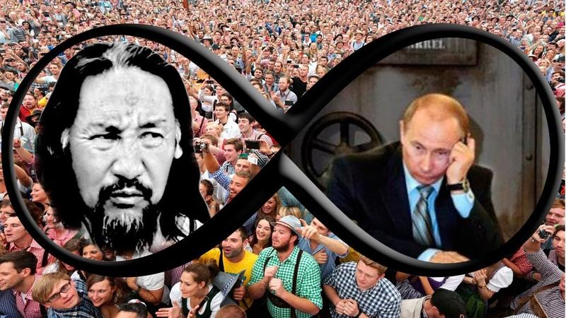 Герой и антигерой Шаман Габышев и Путин Толпе нужны герои и антигерои без них она как без блох