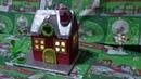 Manualidades casitas de navidad de carton Guiliana Cueva ❤️