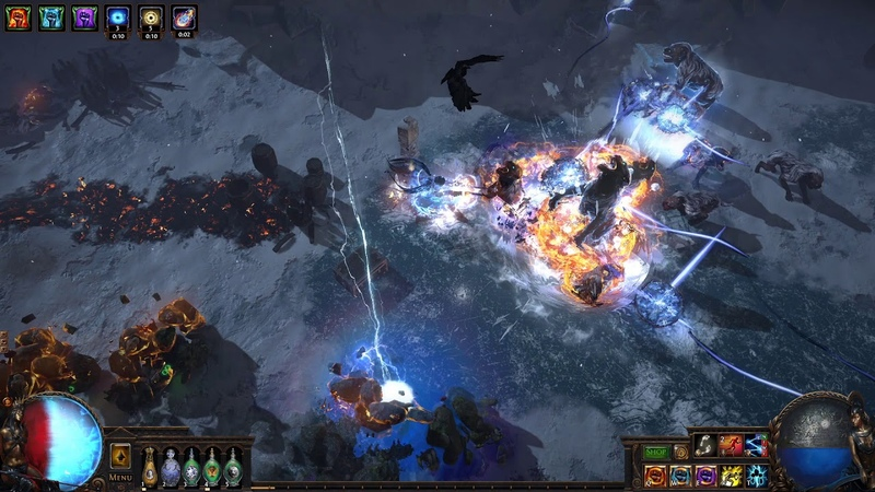 Path of Exile Delirium Kinetic Bolt
