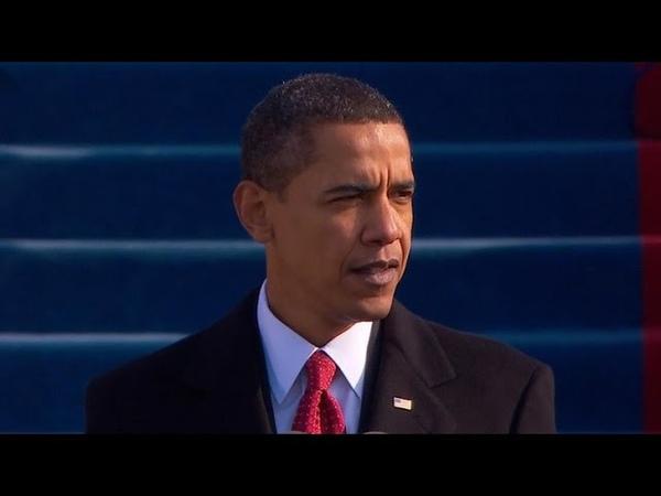 Barack Obama inaugural address Jan. 20, 2009